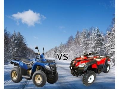 Электрический или бензиновый квадроцикл? Что лучше выбрать?