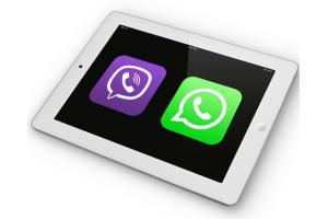 Viber или WhatsApp? Выбирай, что тебе удобнее!