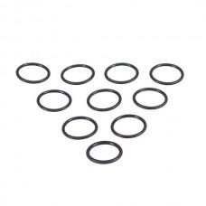 Кольцо уплотнительное 31х37х3мм, резина (10шт)