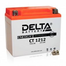 Аккумуляторная батарея 12V12Ah (150x86x131) (залитая, необслуж.) DELTA