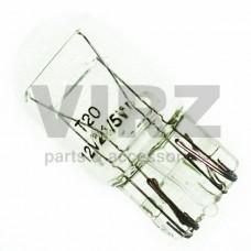 Лампа 12V21/5W (без цоколя, стоп-сигнал)