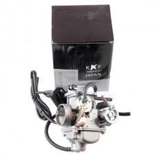 Карбюратор 4Т 152QMI,157QMJ (GY6-150) D24 (d=39mm); K&F