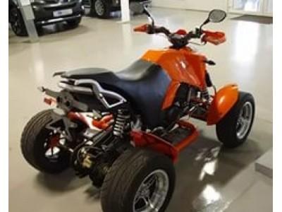 Квадроцикл BASHAN BS300 достойный уважения