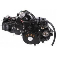Двигатель в сборе 4Т 152FMH (CUB) 106,7см3 (п/авт.) (реверс, 3+1) (с верх. э/стартером); ATV110, T110