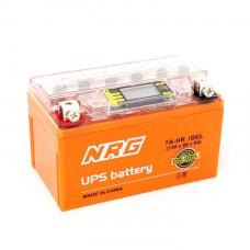 Аккумуляторная батарея 12V7Ah (150x86x94) (гелевая, необслуж., с ЖК дисплеем) NRG