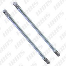 Шпильки цилиндра (2шт) (A) 162FMJ,166FMM (CB125-250) М8х220мм d7,5/6,5mm