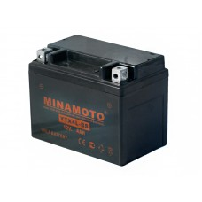 Аккумуляторная батарея YTX4A-BS (12V, 2,3Ah, 114х48х85) MINAMOTO