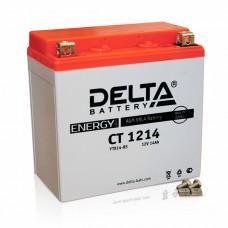 Аккумуляторная батарея 12V14Ah (151x87x147) (залитая, необслуж.) DELTA