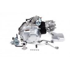 Двигатель 110см3 152FMH (52.4x49.5) полуавтомат, 4 ск, стартер сверху