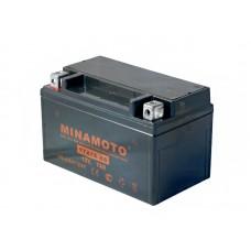 Аккумуляторная батарея YTX7A-BS (12V, 7Ah, 149x85x93) MINAMOTO