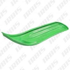 "Накладка на лыжу ""Тайга"" (1300*280*6) (цв. зеленый)"