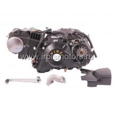 Двигатель в сборе 4Т 152FMH (CUB) 106,7см3 (п/авт.) (реверс, 3+1) (с ниж. э/стартером); ATV110