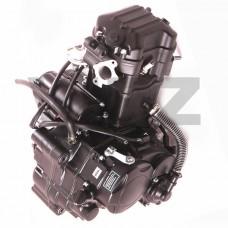 Двигатель в сборе 4Т 167MM (CG250) 229,5см3 (жид. охл.) (реверс, 4+1); ATV250