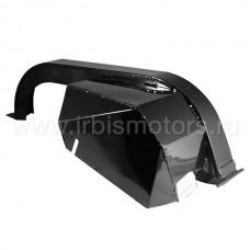 Кожух ремня вариатора, сталь (340600440); Буран