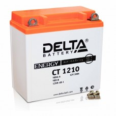 Аккумуляторная батарея 12V10Ah (140x80x143) (залитая, необслуж.) DELTA