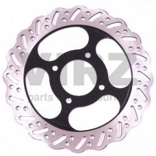 Диск тормозной передний (240x58x3) (отв: 4x57) TTR250a,TTR250Sa