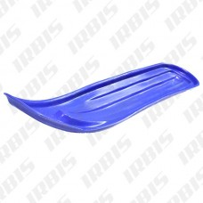 """Накладка на лыжу """"Тайга"""" (1300*280*6) (цв. синий)"""