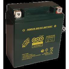 Аккумуляторная батарея 12V5Ah MT12-5-A (119х59х130) WBR
