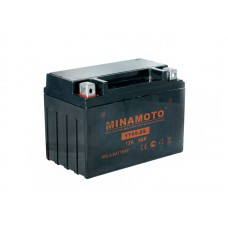 Аккумуляторная батарея YTX9-BS (12V, 9Ah, 150x85x107) MINAMOTO