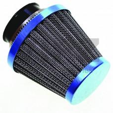 Фильтр воздушный нул. сопротивления D35 0° ТИП3 (синий)