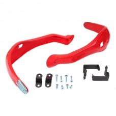 Защита рук для мототехники ТИП 3 (цв. красный)