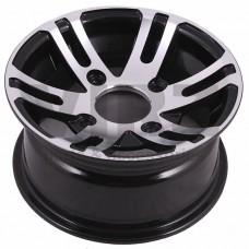 Диск колесный R10 передний 5.5-10 (литой) (ET:10, PCD: 4х110, Ступица: 68.5/70/90) ATV