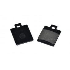 Колодки тормозные диск. зад. 150сс (комп) (FA260)