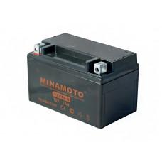 Аккумуляторная батарея YTZ10-S (12V, 7Ah, 150x85x93) MINAMOTO