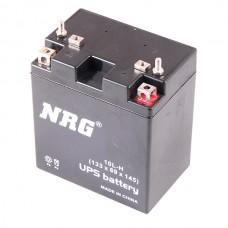 Аккумуляторная батарея 12V11Ah (133х89х145) (залитая, необслуж.) NRG