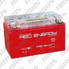 Аккумуляторная батарея 12V7Ah (150х86х94) (гелевая, необслуж.) RED ENERGY