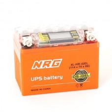 Аккумуляторная батарея 12V4Ah (114x70x86) (гелевая, необслуж., с ЖК дисплеем) NRG
