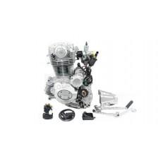 Двигатель 250см3 165FMM CBB250 (65,5x66,2) грм цепь, балансир, 5ск