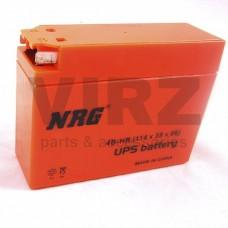 Аккумуляторная батарея 12V2,3Ah Slim (114x38x86) (гелевая, необслуж.) NRG; AD/JOG