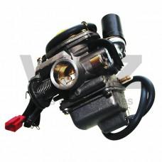 Карбюратор 4Т 152QMI,157QMJ (GY6-150) D24 (d=39mm)