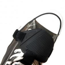 Накладка на обувь для мотоциклистов (цв. черный)