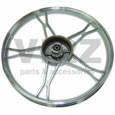 Диск колесный R17 передний 1.2-17 (литой) (барабан. 110мм) (5 дв. лучей); ALPHA, DELTA