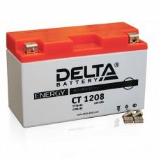 Аккумуляторная батарея 12V8Ah (150x66x94) (залитая, необслуж.) DELTA