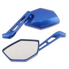 Зеркала заднего вида ТИП 22 Синий (8мм)