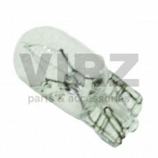 Лампа 12V3W (без цоколя, габаритная)