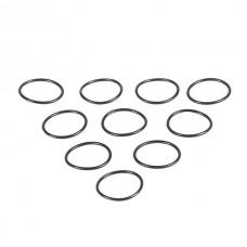 Кольцо уплотнительное 34х39х2,5мм, резина (10шт)