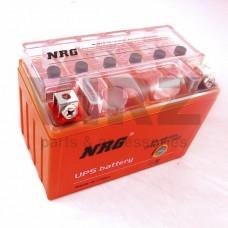 Аккумуляторная батарея 12V9,5Ah (150х87х105) (гелевая, необслуж.) NRG