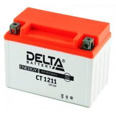 Аккумуляторная батарея 12V11Ah (150x86x112) (залитая, необслуж.) DELTA
