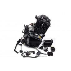Двигатель 250см3 169FMM CB250 (69x62,2) грм цепь, 5ск