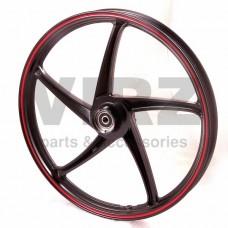 Диск колесный R17 передний 1.2-17 (литой) (диск. 5x46) (5 лучей); ALPHA, GS110w