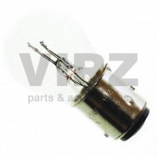 Лампа 12V21/5W (с цоколем, стоп-сигнал)