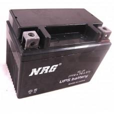 Аккумуляторная батарея 12V4Ah (114x70x87) (залитая, необслуж.) NRG