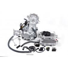 Двигатель 250см3 169MM CB250 (69x65) 2 клапана/водянка, полный комплект+радиаторы