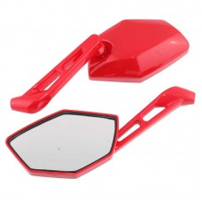 Зеркала заднего вида ТИП 22 Красный (8мм)