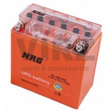 Аккумуляторная батарея 12V9Ah (137х77х135) (гелевая, необслуж.) NRG