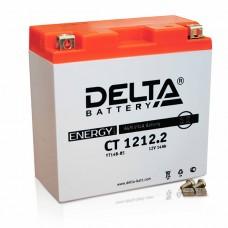 Аккумуляторная батарея 12V12Ah (151x71x146) (залитая, необслуж.) DELTA